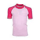 Rash Kids Swim Summer Beach High UV Protection Quick Drying Vests - Pink
