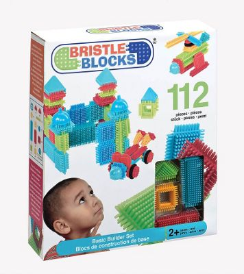 Bristle Blocks Basic Builder Box 112pcs