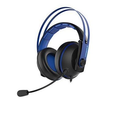 Asus Cerberus Gaming Headset V2 53mm Drivers Braided Cable Blue