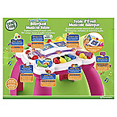 LeapFrog Learn & Groove Musical Table Pink