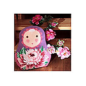 Collection D Art Baba Peony Cushion Kit