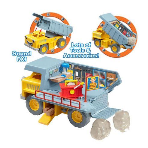 Bob the Builder Rubble Construction Playset