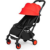 ickle bubba Aurora Travel Stroller (Red)