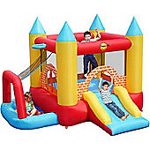 Childrens 4 in 1 Bouncy Castle Centre