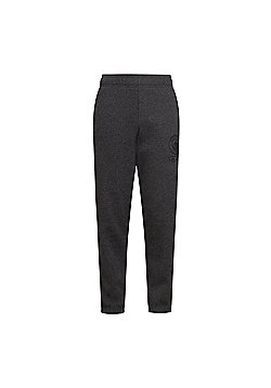 Manchester City FC Boys Slim Fit Jog Pants - Grey