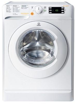Indesit Innex Freestanding Washer Dryer XWDE 1071681X W 10kg, 1600 rpm - White
