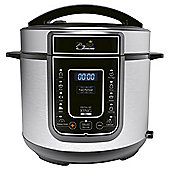 Pressure KingPro Electric Pressure Cooker - Chrome