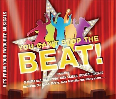 You Can'T Stop The Beat 2Cd