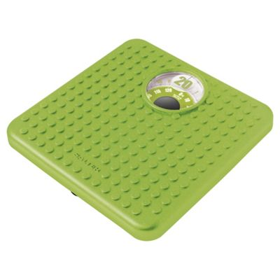 Salter Soft Touch Lime Mechanical Scale