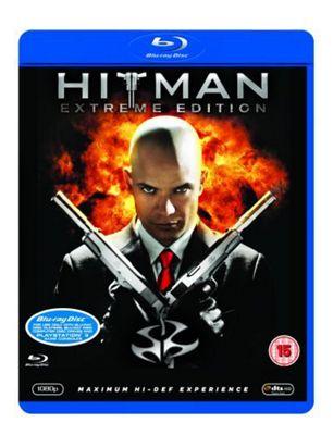 Hitman Blu-ray