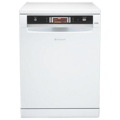 Hotpoint Ultima Dishwasher FDUD 51110 P - White