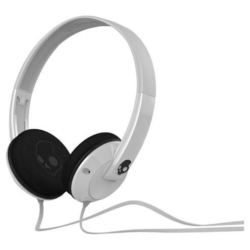 Skullcandy Uprock Overhead Headphones - White
