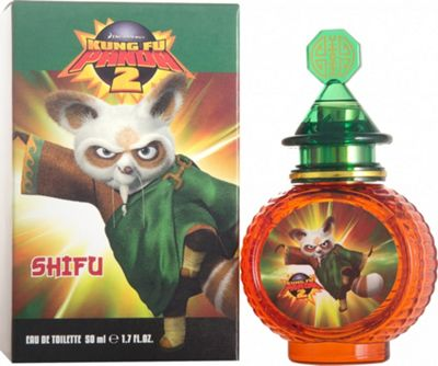 Kung Fu Panda Shifu Eau de Toilette (EDT) 50ml Spray