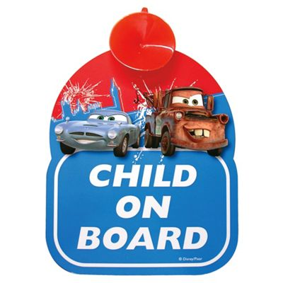 Cars 2 Car Sign