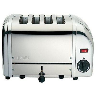 Dualit Vario 75-989 4 Slice Toaster Polished Stainless Steel