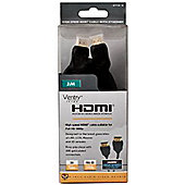 B Tech BTV816 3M High Speed HDMI Lead Gold Plated Ethernet