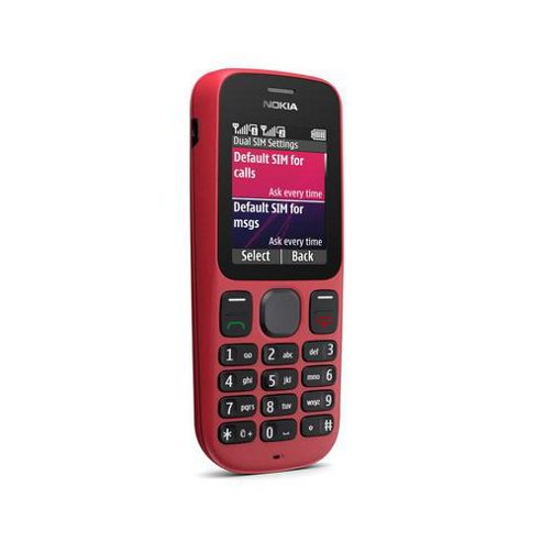 Nokia 002Z5Z1 Mobile Phone Festival Pink