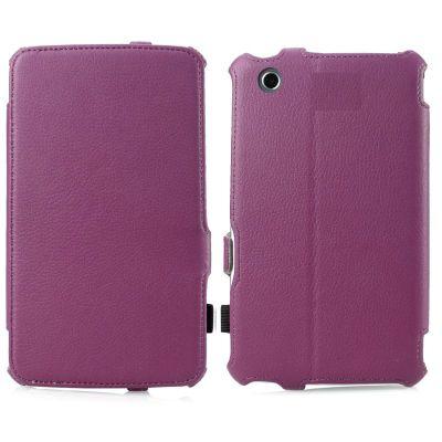Medion Life Tab E7315 Purple Multi Stand Case Cover
