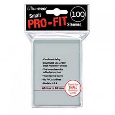 Pro-Fit Small Sized, Card Sleeve