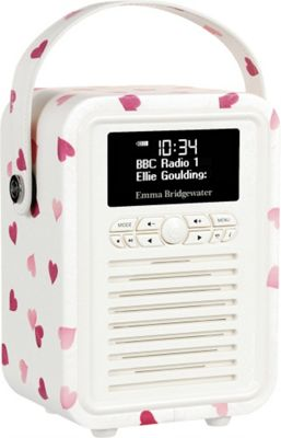 VQ Retro Mini - Emma Bridgewater Pink Hearts