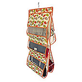 Country Club Handbag Storage, Orange Leaves