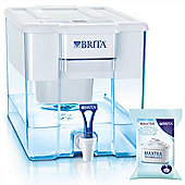 Brita Optimax Water Container White