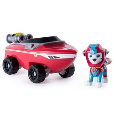 Paw Patrol Basic Vehicle Marshall Sea Patrol Action Figure