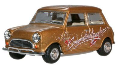 Oxford Die-Cast Congratulations Mini Car Model