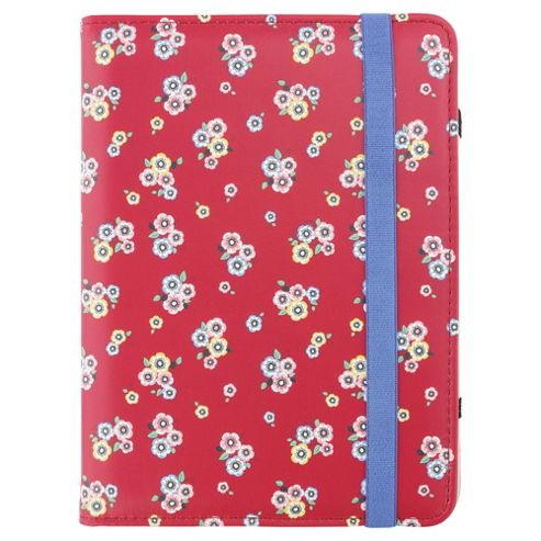 Trendz Red Flower e Reader Case