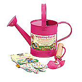 Little Pals Watering Can Kit for 3 yrs+ Pink