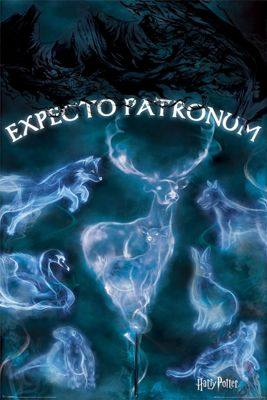 Harry Potter Patronus Poster 61x91.5cm