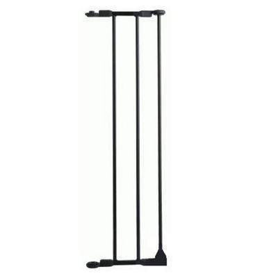 BabyDan Configure Gate Extension Black 20.5cm
