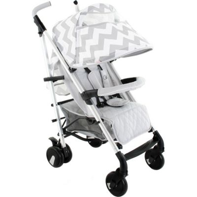 My Babiie Billie Faiers MB51 Stroller (Grey Chevron)
