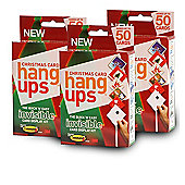 Christmas Card Hang Ups - 3 for the price of 2 - hold up to 150 cards