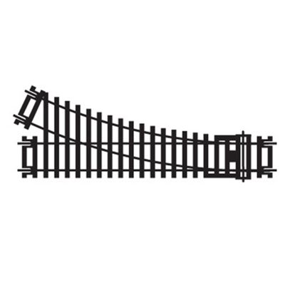 Hornby R8073 Right Hand Standard Point Track 00 Gauge