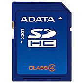 ADATA 16GB SDHC memory card class 4