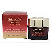 Estee Lauder Nutritious Vitality 8th Night Radiant Over Night Cream Mask 50ml