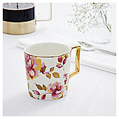 Fox & Ivy Large Floral Blossom Mug