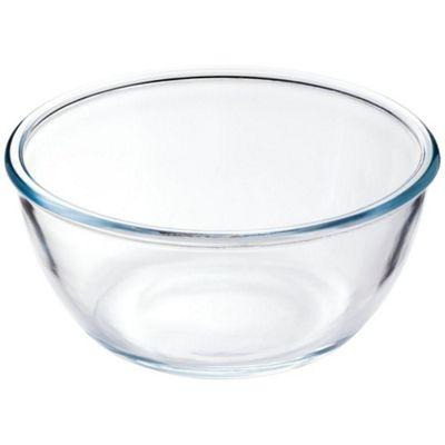 Judge Kitchen Essentials 1 Litre Glass Mixing Baking Bowl