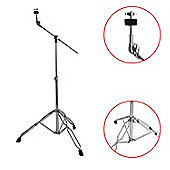 Tiger Boom Cymbal Stand - Double Braced Quality Stand