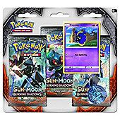 Pokemon TCG Sun & Moon: Burning Shadows Triple Booster Pack