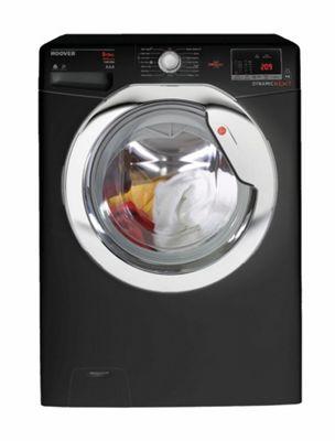 Hoover WDXOC585CB 1500rpm Washer Dryer 8kg/5kg Load Class A Black