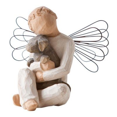 Enesco Willow Tree Angel Of Comfort Ornament