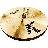 Zildjian K Custom Dark Hi-Hats (13in)