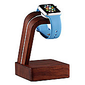Navitech Apple Watch Wood Charging Dock / Station / Platform