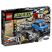LEGO Speed Champions Raptor 75875