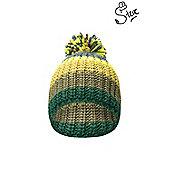 Mountain Warehouse Steve Backshall Youth Knitted Hat - Green