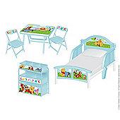 Disney Winnie The Pooh Bedroom Set
