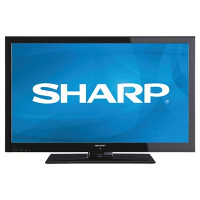 Sharp LC40LE240E 40 inch Full HD 1080p LED backlit TV with Freeview