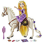 Disney Tangled Maximus and Rapunzel